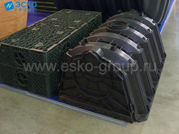 Инфильтрационный тоннель Graf 300 и инфильтрационный блок