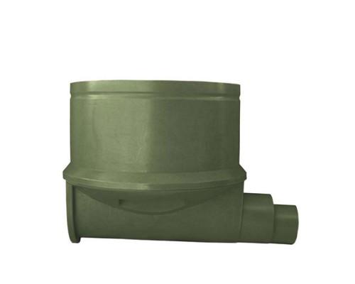 Основание колодца (проходной лоток) d 1000 мм