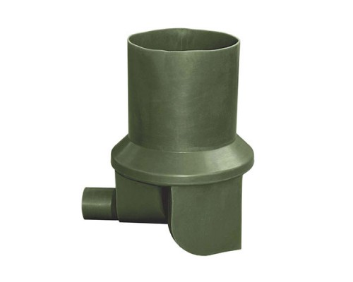Основание колодца (лоток 3 входа; 1 выход) d 315 мм, ОК-ЛЗ-315-750