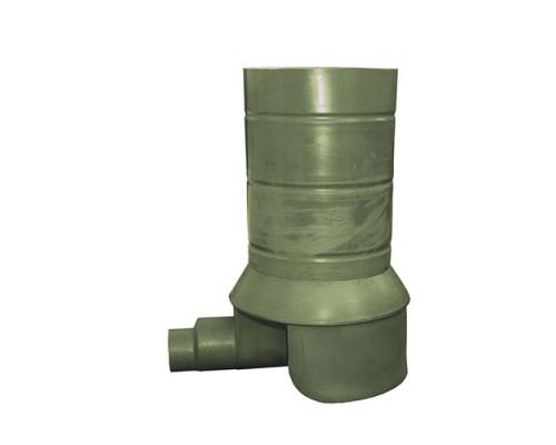 Основание колодца (лоток 3 входа, 1 выход) d 630 мм, ОК-ЛС-630-1400
