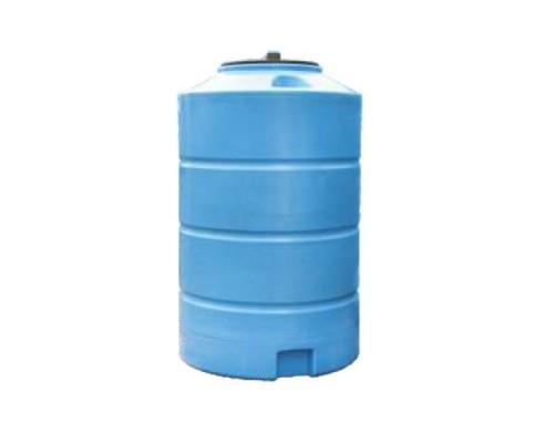 Бак пластиковый цилиндрический для воды или топлива БЦ-1000 литров