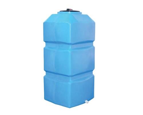 Бак пластиковый для воды и топлива 750 литров