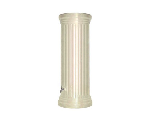 Емкость для воды - Колонна круглая  330 литров