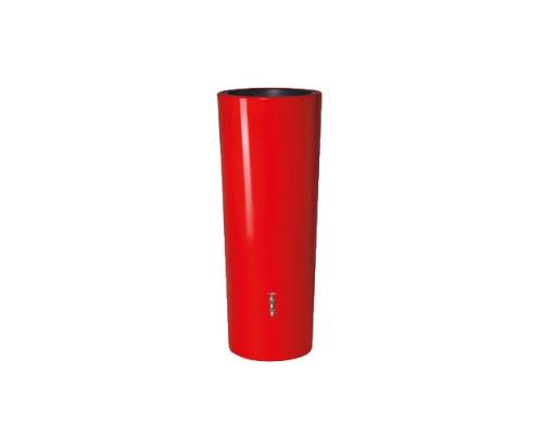 Емкость цветная 2 в 1, красная 350 литров