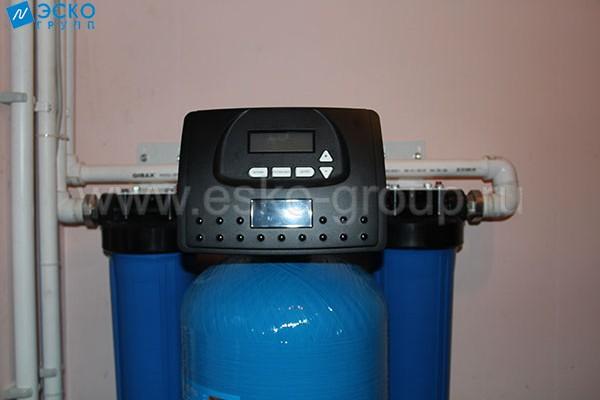Корпус фильтра Canature и две колбы картриджных фильтров в сборе