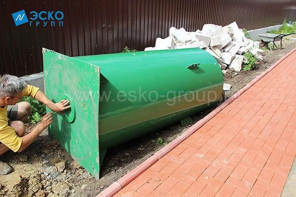Врезка муфты Alta Connect для герметизации обсадной трубы