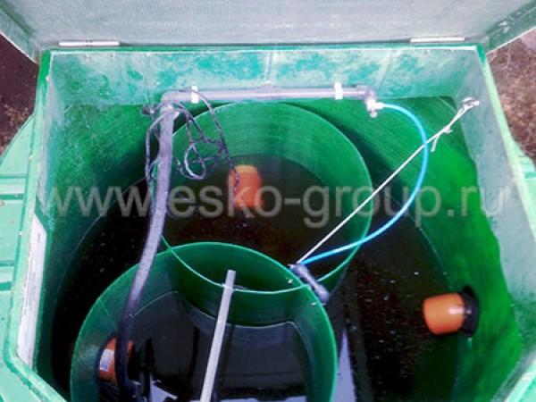 Установка септика BioPurit (Биопурит) 8