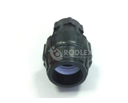 Муфта разъемная для PE труб 32/40 PN16