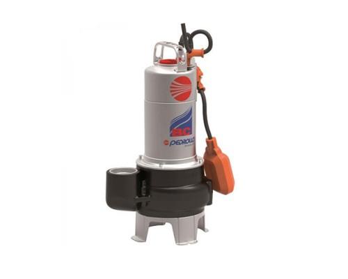 Фекальный насос для грязной воды Pedrollo BCm 10/50-N
