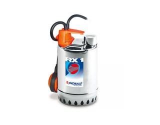 Насосы дренажные Pedrollo RX 1 из нержавеющей стали для чистой воды