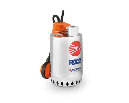 Погружной дренажный насос Pedrollo RXm 2 (для чистой воды)