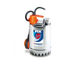 Насосы дренажные Pedrollo RX 3 из нержавеющей стали для чистой воды