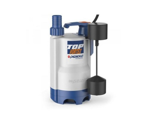 Фекальный насос Pedrollo TOP 2-VORTEX  GM(для грязной воды)