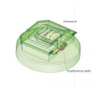 Шкаф управления для BioPurit EC Standart (встроенный)