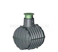 Септик Карат (Carat S) 2700 мини + перегородка 1/2