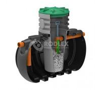 Септик RODLEX BioBox2-2000 с биофильтром