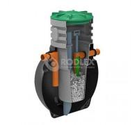 Септик BioBox2-1,5 с биофильтром