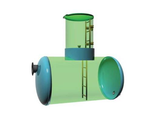 Емкости для питьевой воды FloTenk-EV